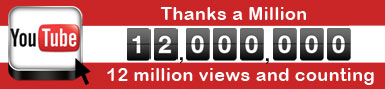Over 12,000,000 Youtube View and Counting