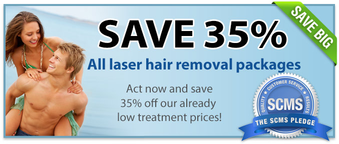 Coupon laser hair removal nj