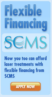 Financing for your laser treatments.
