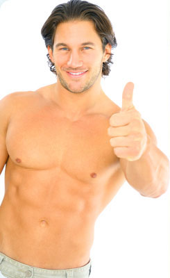 full body laser hair removal treatment for men