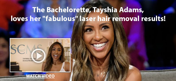 The Bachelorette, Tayshia Adams, loves SCMS