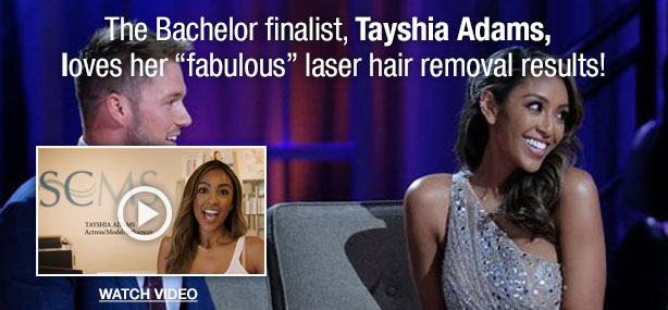 The Bachelor Finalist, Tayshia Adams, loves SCMS